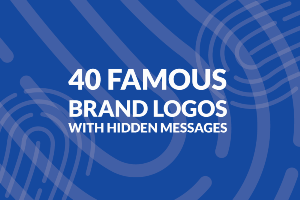 [Infographic] 40 Famous Brand Logos With Hidden Messages